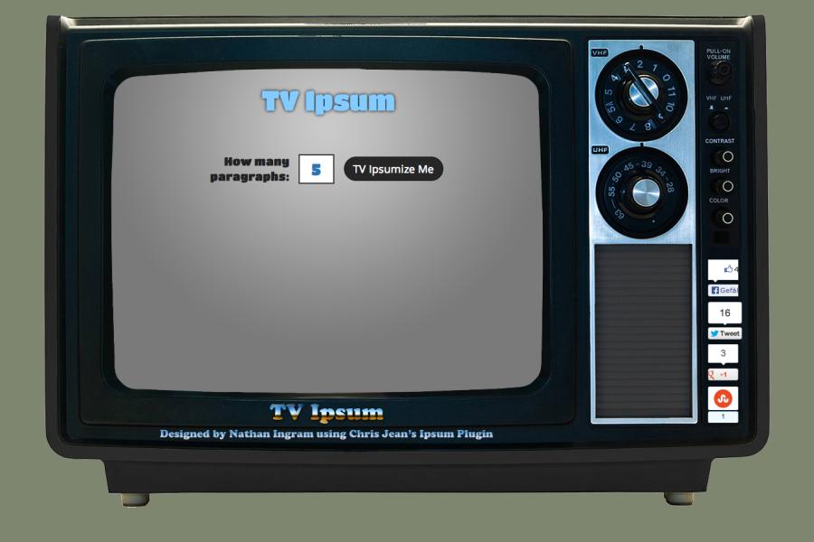 tv_ipsum